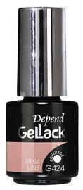 Depend GelLack Pink Line 5ml