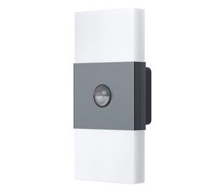 LAMPA OSRAM NOXLITE LED WALL 2X6W S GR