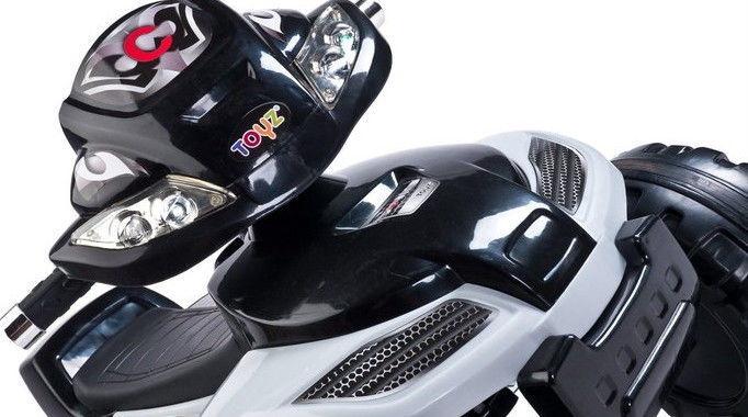 Toyz Ride-On Vehicle Cuatro Blue