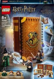 Конструктор LEGO Harry Potter Учёба в Хогвартсе: Урок трансфигурации 76382, 241 шт.