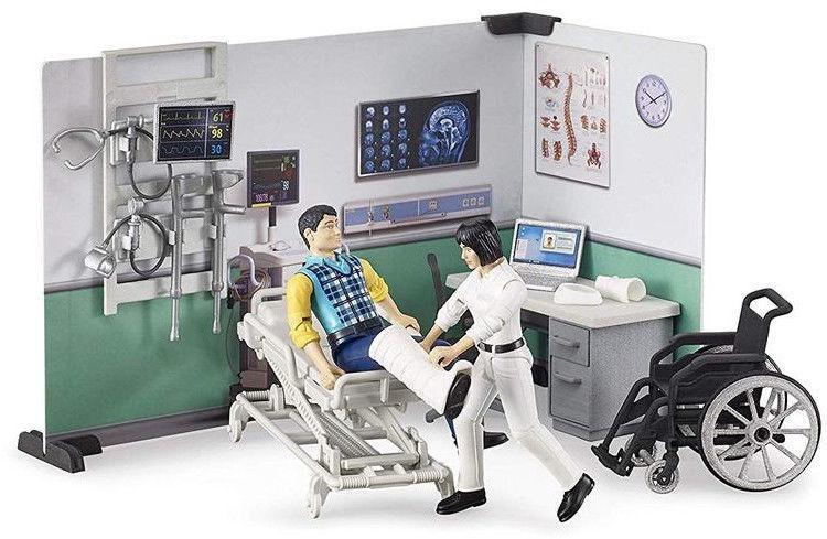 Bruder Health Station Set 62711