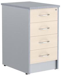 Skyland Office Drawer ТP-4.1 Grey/Oak