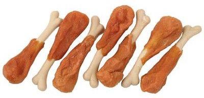 Ontario Dog Chicken Jerky & Calcium Bone 500g