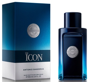 Tualetes ūdens Antonio Banderas The Icon 100ml EDT
