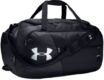 Under Armour Undeniable Duffel 4.0 Large Duffle Bag 1342658-001 Black