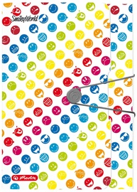 Herlitz Expanding File A4 SmileyWorld Rainbow 50002085