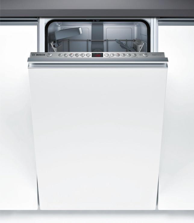 Įmontuojama indaplovė Bosch Serie 4 SPV46IX03E