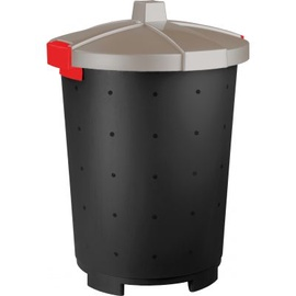 Spainis Bucket with lid, 45 l