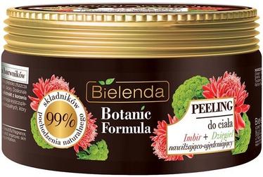 Kūno šveitiklis Bielenda Botanic Formula Ginger + Angelica, 350 g