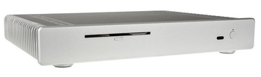 Streacom HTPC Case FC5 ALPHA Fanless With Optical Slot Silver