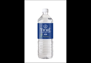 Mineralinis vanduo Tichė, negazuotas, 0,5 l