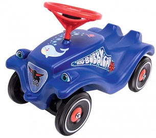 BIG Bobby Car Classic Ocean Blue/Red