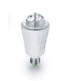 Lemputė Trio Goya R953-69 1X3W E27 LED įvairių spalvų