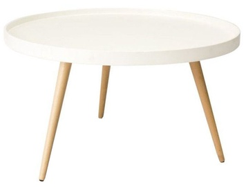 Signal Meble Toni B Coffee Table 78x45cm White
