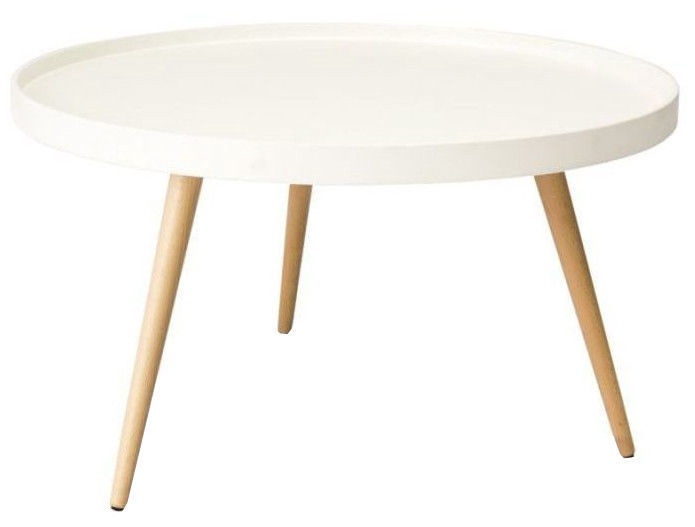 Signal Meble Toni B Coffee Table 78x45cm White