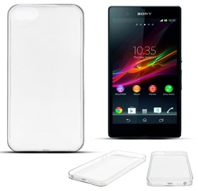Telone Ultra Slim Back Case Sony Xperia Z Transparent
