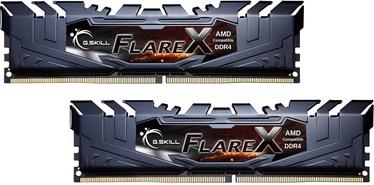 Operatyvioji atmintis (RAM) G.SKILL Flare X F4-3200C16D-16GFX DDR4 16 GB