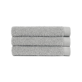 Vonios rankšluostis Lasa, pilkas, 70 x 140 cm