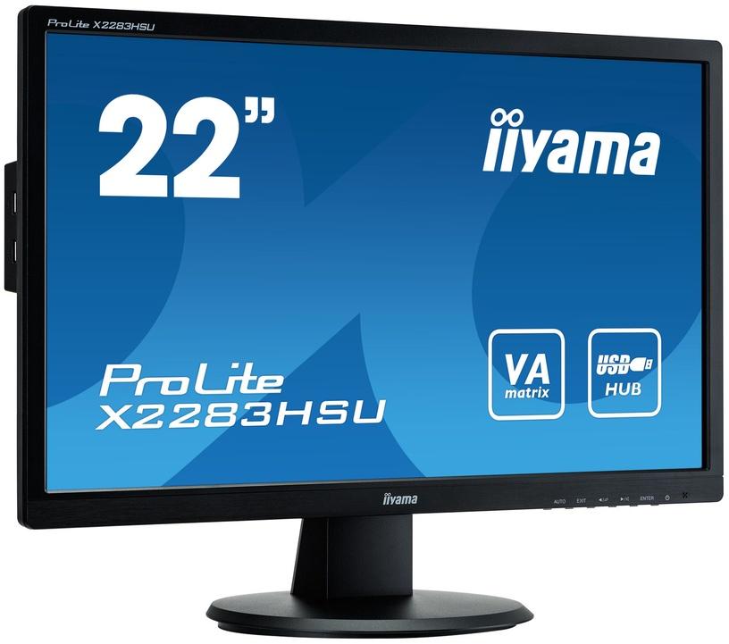 Monitorius Iiyama ProLite X2283HSU-B1DP