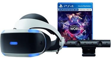 Sony PlayStation VR+Camera V2+VR Worlds