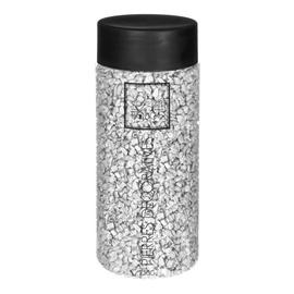 Dekoratyviniai akmenėliai, sidabriniai, 750 g