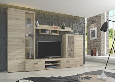 Stolarz-Lampert Asti SO01 Wall Unit Sonoma Oak