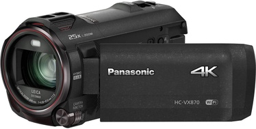 Panasonic HC-VX870 4K Ultra HD Camcorder Black