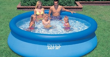 Pripučiamasis baseinas Intex Easy Set, Ø305 cm