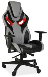 Signal Meble Office Chair Cobra Black/Grey