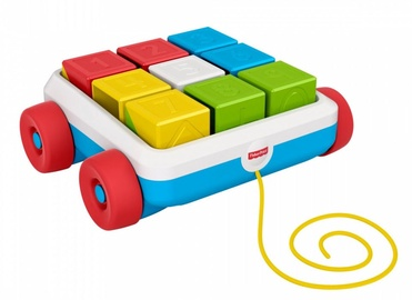 Fisher Price Pull Along Activity Blocks GJW10