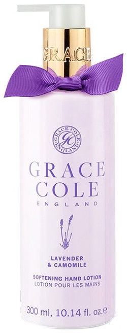 Grace Cole Softening Hand Lotion 300ml Lavender & Camomile
