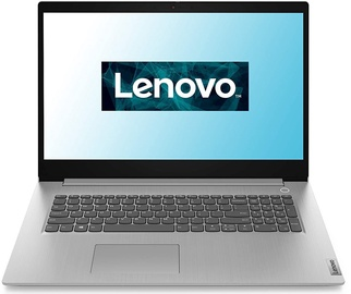 Klēpjdators Lenovo IdeaPad 3-17 Platinum Gray 81W20017PB PL AMD Athlon, 4GB/256GB, 17.3""