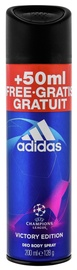 Adidas UEFA Champions League Victory Edition Deo Body Spray 200ml
