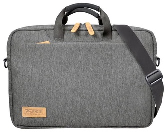 Port Designs Notebook Bag Grey 13.3''