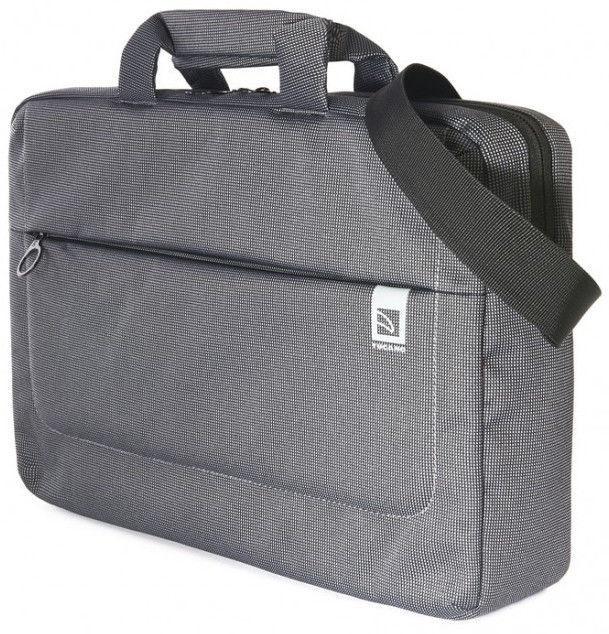 Сумка для ноутбука Tucano, серый, 15.6″