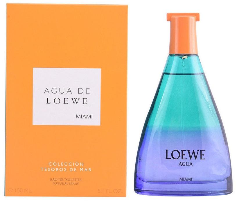 Tualetes ūdens Loewe Agua De Loewe Miami 150ml EDT Unisex