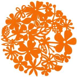 Home4you Table Mat Fenny D32cm Orange