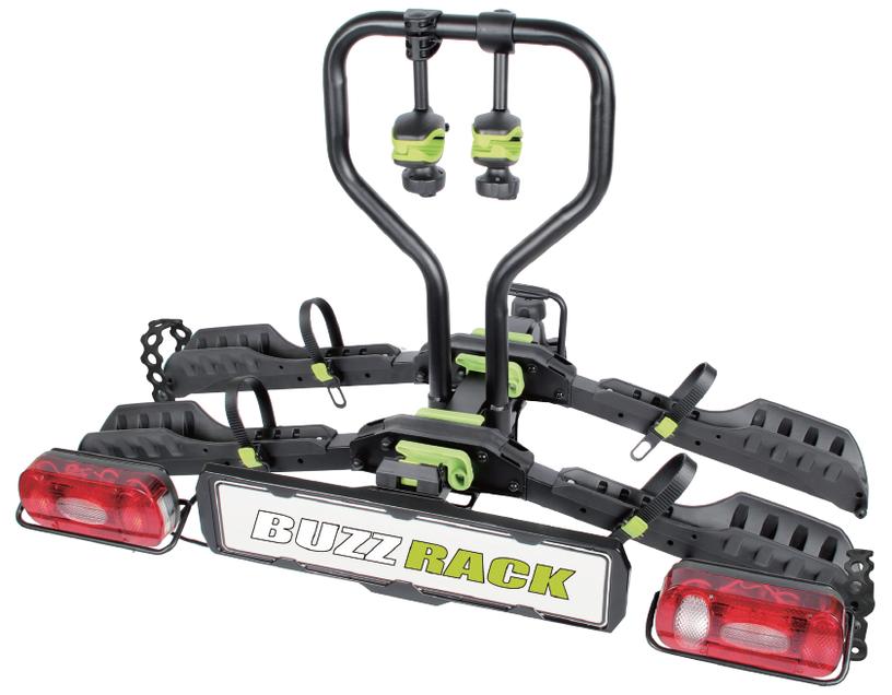 Велосипедный держатель для автомобилей BuzzRack Scorpion