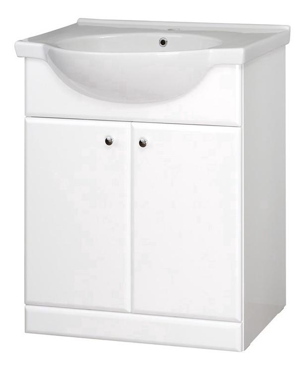 Riva Bathroom Sink Cabinet SA70 White