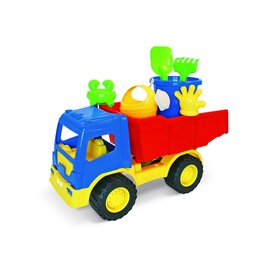Smėlio žaislų rinkinys Adriatic 634, įvairių spalvų