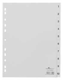 Durable Divider Index 1-10