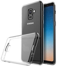 Mocco Ultra Back Case 1mm For Samsung Galaxy J6 Plus J610 Transparent
