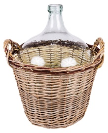 Stiklinis vyno indas Biowin, 25 l