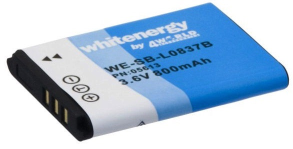 Whitenergy Analog Samsung Foto Camera Battery 800mAh Li-Ion 3.6V