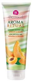 Dermacol Aroma Ritual Apricot & Melon 250ml Shower Gel