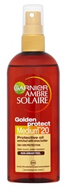Garnier Ambre Solaire Golden Protect Oil SPF20 150ml