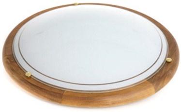 Candellux Ufo 14-32143 White/Wooden