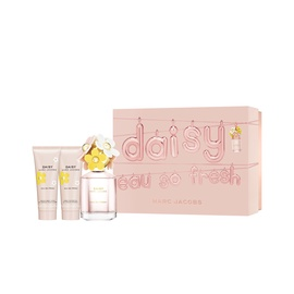 Komplekts sievietēm Marc Jacobs Daisy Eau So Fresh 75 ml EDT + 75 ml Shower Gel + 75 ml Body Lotion New Design