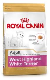 Sausas ėdalas šunims Royal Canin West Highland White Terrier Adult, 1.5 kg