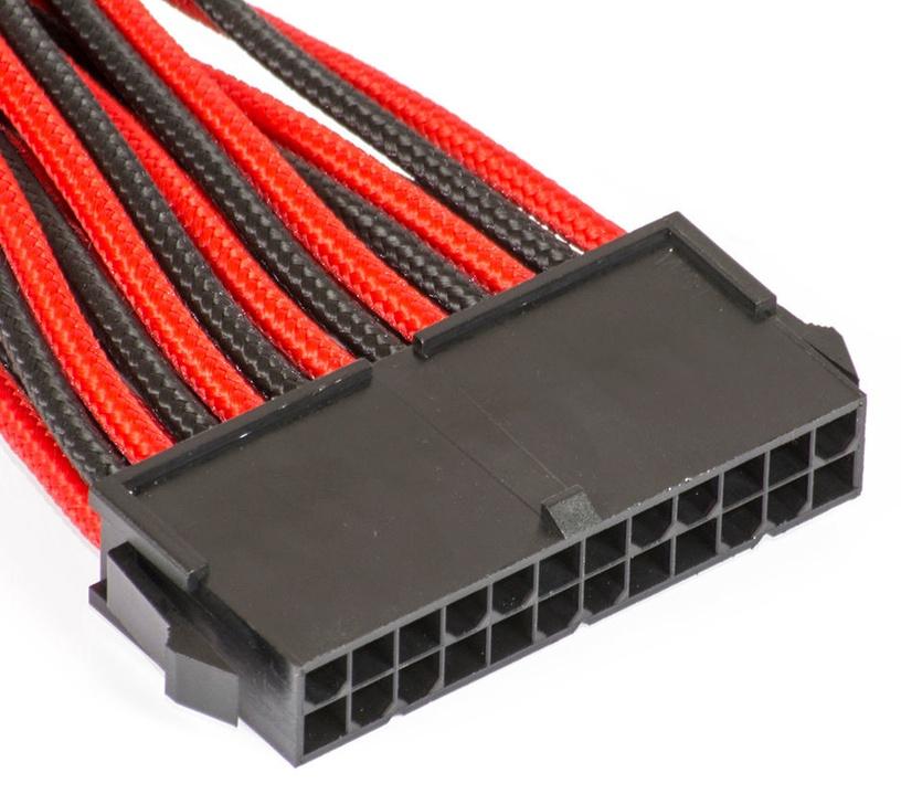 Phanteks Extension Cable Set 500mm Black/Red